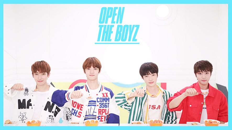 [오픈더보이즈(OPEN THE BOYZ)] 스파클링보이즈(큐, 상연, 제이콥, 뉴)