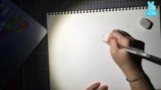 다시 마음에 그려요.<again draw in your mind>