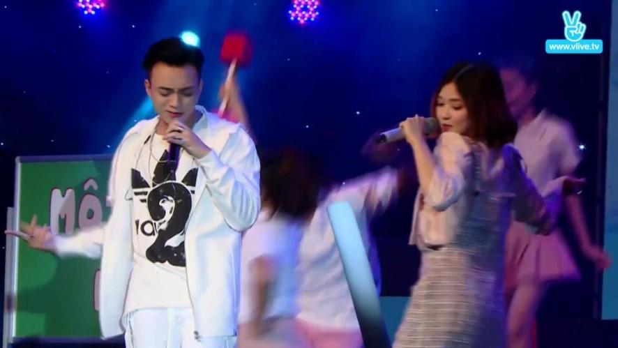 Soobin Hoàng Sơn và Suni Hạ Linh song ca tại Ngày hội tự teen