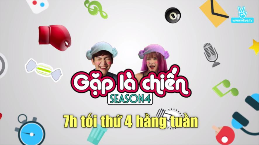 <Gặp Là Chiến> Season4 Teaser