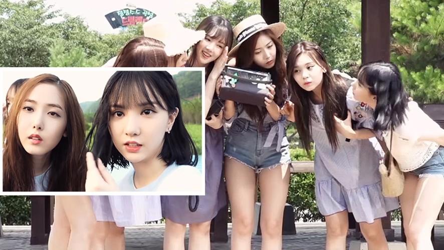 [여자친구 GFRIEND] '귀를 기울이면' 뮤직비디오(MV) 촬영현장