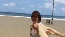 바다와 솔비의 힐링여행~(속초) 꺅~~!!