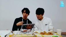 [HNB] 우담X진영이와 치킨 먹을래요?
