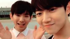 [#YH_NEXT] 패션왕으웅과 사진자까 섭이의 화성 나들이🌱🎶  (YH_NEXT in Hwaseong)