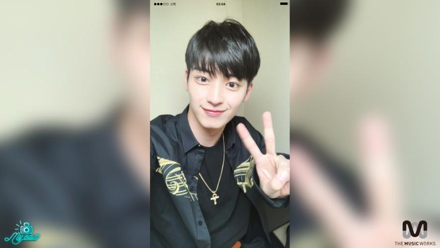★마이틴★ MYTEEN SHOW EP.59 - MYCAM : [준섭] 준섭이와의 첫 통화