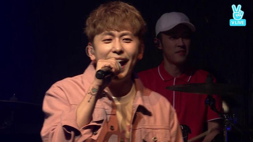 뮤지션리그 x 신한카드 GREAT Rookie Top 6라이브결선 축하공연(데이브레이크)