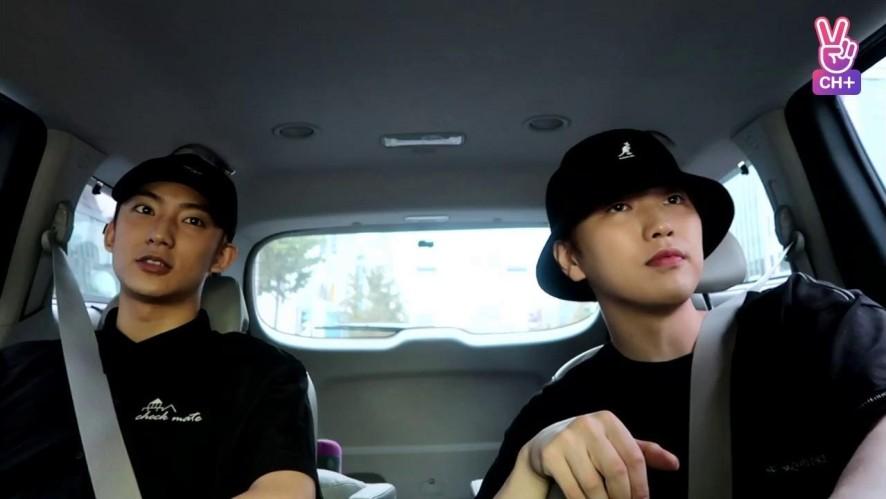 [CH+ mini replay] 넌 모르겠지 우리들의 하루 [신우&산들 깜짝 방송 (feat.공찬)] You Don't Know About Our Day