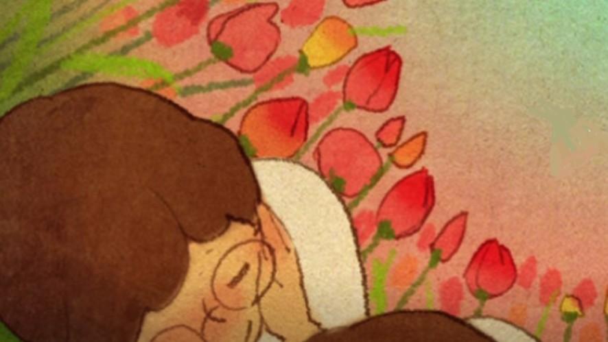 Animation : Tulip Fields