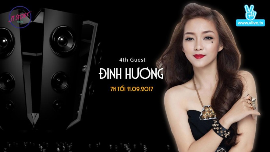 M Story with Đinh Hương