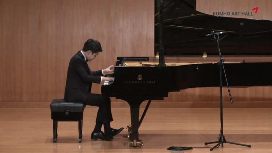 [금호아트홀]Young and Prodigy 정예찬 피아노 / [Kumho Art Hall]Young and Prodigy Ye Chan Jung Piano