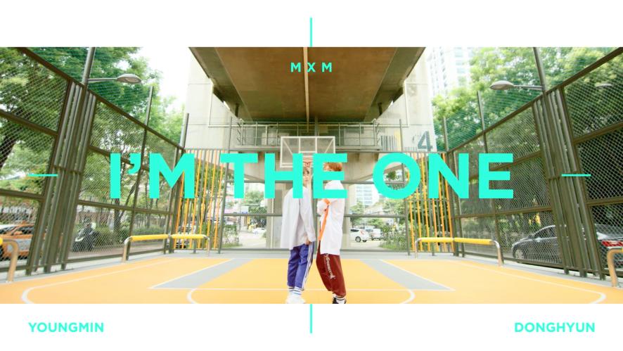 MXM (BRANDNEW BOYS)  - I'M THE ONE (Dance Ver.)