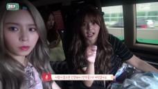 CLC - 칯트키 #17 ('SUMMER KISS' 막방 비하인드 PART 2)