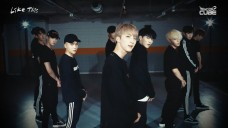 펜타곤 - 'Like This' (Choreography Practice Video Eye-Contact ver.)