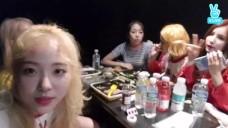 ☆깜짝☆Color Crush 발매 기념 브이앱(가슴이 Pow Pow♡)