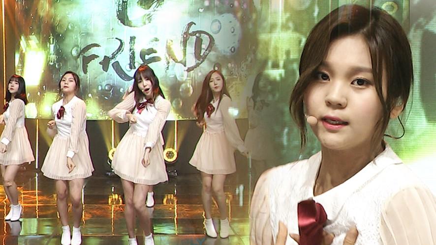 [여자친구 GFRIEND] '여름비' 오늘 방송