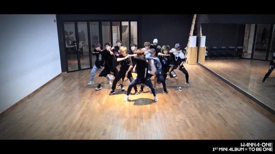 Wanna One - '에너제틱(Energetic)' Practice Ver.