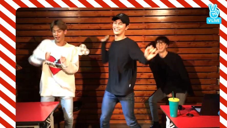 [HOTSHOT] 내가 제일 좋아하는건 주녁의 빨간맛❤️ (JunHyuk dancing <Red Flavor>)