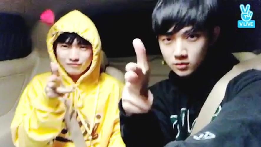 [#YH_NEXT] 병아리으웅이와 교복섭을 사랑하는 사람들의 모임(So cute Eui Woong&Hyung Seop)