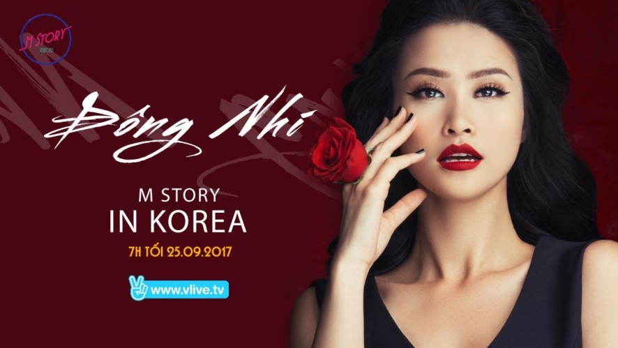 M Story with Đông Nhi in Korea