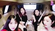 [CH+ mini replay] 네이버 방문 하는 날~~ MAMAMOO visits NAVER
