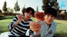 [HNB] (한)강 브이앱은 역시 기승전(강)강술래😆(Jinyoung&Woodam in Han-River)