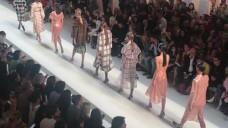 L'Officiel Italia at Milan Fashion Week Women SS 18 - FENDI SHOW FINALE
