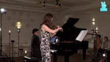 김정원의 V살롱 [바이올리니스트 클라라 주미강] S. Rachmaninov Vocalise, Op.34