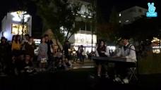 모노그램 일기장 발매기념 홍대버스킹  모노그램 5 모노그램 일기장 발매기념 홍대버스킹