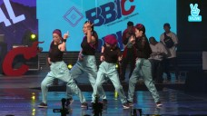 2017 BBIC ALL STYLE PERFORMANCE - 1st PLACE 'CRITICAL FUNKYZ'