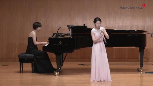 [금호아트홀]Young and Prodigy 계서연 오보에 / [Kumho Art Hall]Young and Prodigy Seo Yeon Kye Oboe