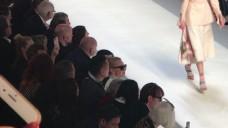 L'Officiel Italia at Milan Fashion Week Women SS 18 - FENDI