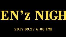 피오(P.O) - MEN'z NIGHT (Feat. 챈슬러(Chancellor)) Official Music Video Teaser
