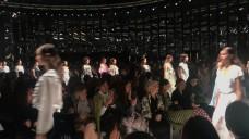 L'Officiel Italia at Milan Fashion Week SS 18 - Blumarine - Finale