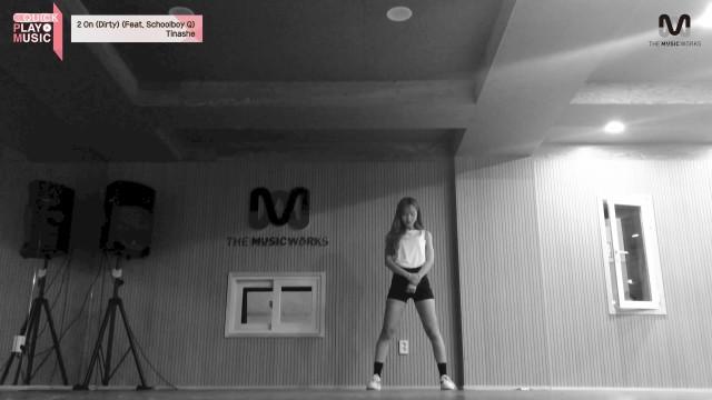 ★김소희★ QUICK  PLAY MUSIC 2 On_Tinashe dance cover