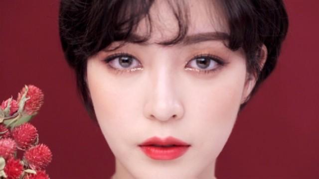 [Ches 체스] Globe Amaranthus makeup 천일홍 메이크업