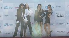 [replay] 소리바다 베스트 케이뮤직 어워즈 레드카펫 현장 (Soba Best K Music Awards Redcarpet)
