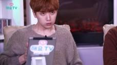 [B1A4] 산들, 치명적인 표정으로 '날 두고 가시나~' 두고두고 회자될 전설의 짤 남겨 @해요TV