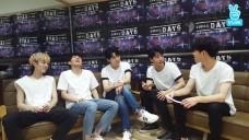 DAY6는 콘서트 비하인드 토크 중 EP.9🎤
