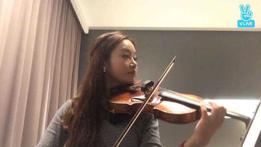 바이올리니스트 김봄소리 폴란드에 가다! Bomsori in Poland