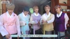 100%(백퍼센트) - 추석맞이 딱지치기 (feat.뽁뽁이)