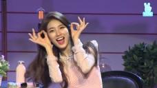 [Suzy] 생일이라고 다 해주는 숮이💕 (Suzy granting fans' wishes)