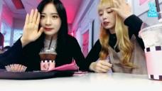 서해바다 카페 브이앱 출동!!💓