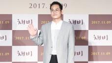 KIM SUNG KYUN 김성균 - 영화 '채비' 제작보고회 현장