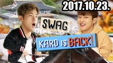 [KARD 카드] 돌아온 카드 1편 예고 (KARD is back!)