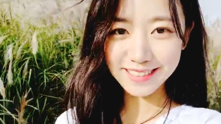 [Apink] 아름다운 제주의 아름다운 남주🌸 (Beautiful Namjoo in Jeju)