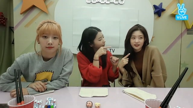 [DIA] 챈현스예요오~ 찌를거예요오~💓 (ChanHyeonS drawing on pouch)