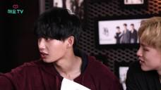 [JBJ] 데뷔 앨범 'FANTASY' 중 탐나는 다른 멤버의 파트는!? @해요TV JBJ의 사생활