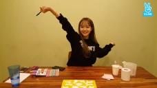 [Kim So Hee] 우리퀵 데뷔한다고 터지고 튀기는 퀵공방✂📐(So Hee making plaster air freshener)