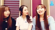 [1년 전 오늘의 LOVELYZ] 미주만 3명 있는 💓케빵쇼💓 (Kei&SuJeong&Jisoo copying Miju)