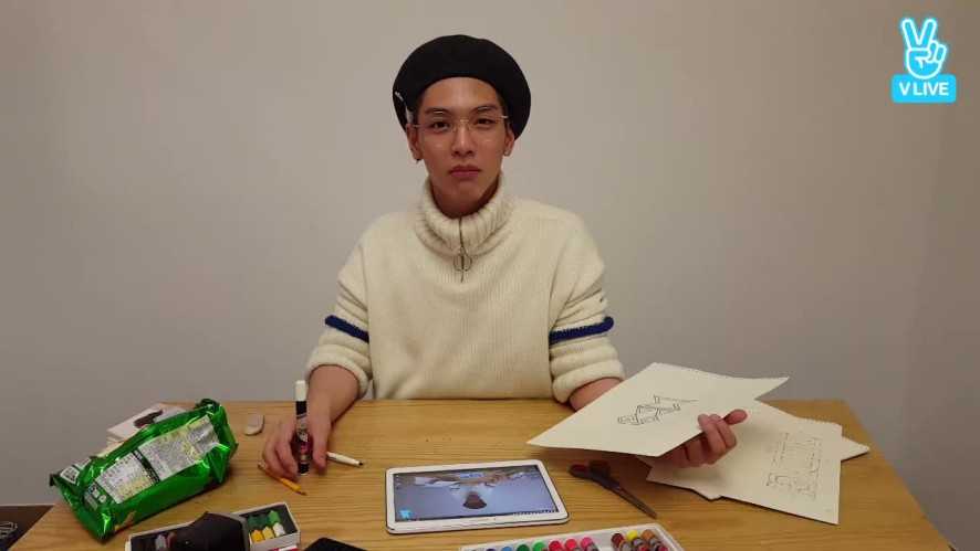 MDG 김재현 #1 [LOGO]